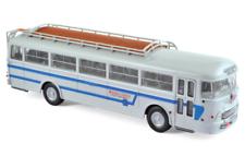 Bus miniatures bleus cars