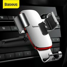 Gravity Car Phone Holder 360 Rotation Mobile Phone Clip Holder Stand Strong