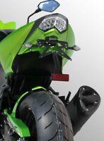 Support Eclairage de plaque Ermax  Kawasaki Z 750 R 2011/2012 VERT NACRE(candy l