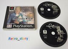 Sony Playstation PS1 - Parasite Eve II 2 - PAL