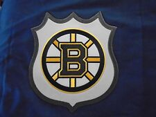 NEW POTTERY BARN KIDS NHL BOSON BRUINS NAVY STANDARD PILLOW SHAM