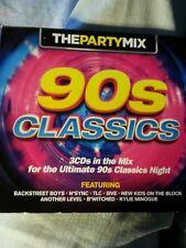 cd 90s classics 3cd boxset with 59 tracks