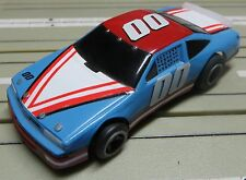 Para H0 Coche Slot Racing Modellbahn Nascar Von Life Like