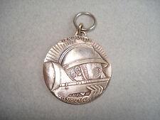 Médaille En HOMMAGE  VERDUN 1918 -1968 Seine St Denis