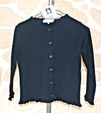 Cardigan avec laine bleu neuf taille 8 ans ROYAL MER BRETAGNE étiqueté 75€