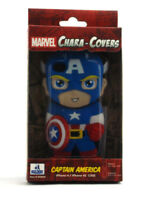 iPhone 4/4s Captain America Chara-Cover Protective Case Marvel Hero Avengers New