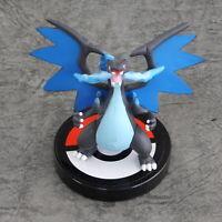 #F70-566 Takara Tomy Rittai Pokemon Zukan XY03 Mega Charizard X 1:40 figure