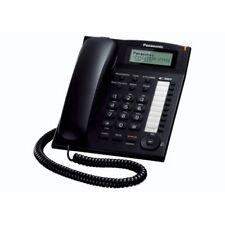 Teléfonos fijos con cable Panasonic manos libres