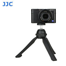 JJC TP-MT1 SILVER Mini Tripod for mirrorless cameras LED lamp projectors Iphone