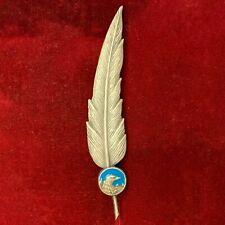 """2082 - Distintivo Penna del """"6° Reggimento Alpini"""""""