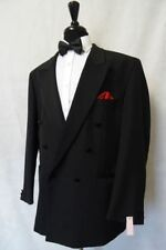 Polyester One Button Suits & Tailoring Double Breasted Suit for Men