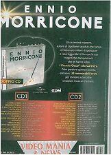 2 CD ENNIO MORRICONE ALL THE BEST.SORRISI