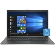 HP 17-by0053cl 17.3-in HD+ Touchscreen Notebook i5-8250U 1.60GHz 12GB 1TB W10