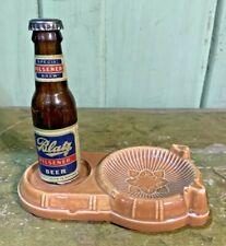 Bill'S Souvenirs & Novelties Milwaukee, Blatz Beer Bottle Ashtray