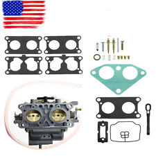 Carburetor Carb For Kawasaki mule 15003-2766 3010 tran 4x4 Gaskets 11060-2478