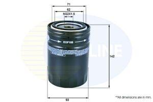 Comline Engine Oil Filter EOF188  - BRAND NEW - GENUINE