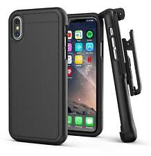 Encased Belt clip Holster Case for Apple iPhone XS MAX Ultra Slim Grip Cover