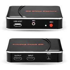 HDMI Game Capture Card 1080P HD Video Capture Recorder For Xbox One/PS4/Wii U