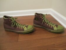 Used Sz 12 Fit Like 12.5-13 Converse Chuck Taylor All Star Hi Double Upper Shoes