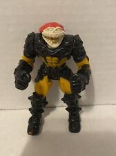 "GWAR Mighty Morphin Power Rangers 4"" Action Figure McDonalds 1999 Saban Toy"