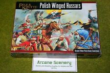 POLISH WINGED HUSSARS Warlord Games Pike & Shotte 28mm