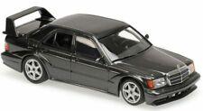 1/43 Maxichamps Minichamps Mercedes-Benz 190E 2.5 EVO2 1990 Black Neuf
