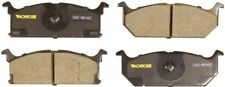 Disc Brake Pad Set-Hatchback Front Monroe CX420