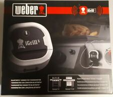 Weber iGrill 3 7204 Bluetooth Thermometer Timer Grill BBQ Smoking NEW SEALED