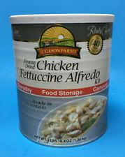 Augason Farms Chicken Fettuccine Alfredo Emergency Food #10 Can ~ The Wise Prep