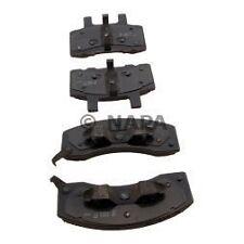 NAPA AE7260M Brake Pads - Front, Ultra Premium - OE Semi-Metallic