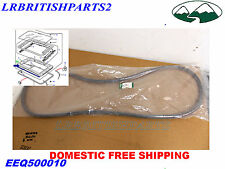 LAND ROVER SUNROOF SUN ROOF UPPER FRAME SEAL DISCOVERY II 2 OEM NEW EEQ500010