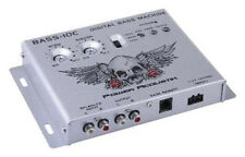 NEW Bass Processor.Auto Stereo Sound.Subsonic Crossover.Custom Car System.Audio.