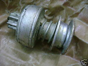Military Jeep M38 Truck 1/4 ton 4x4 starter clutch NOS