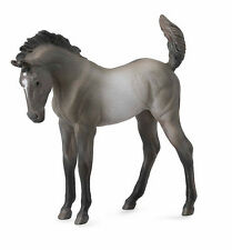 CollectA 88546 Grulla Dun Mustang Foal Horse Toy Model - NIP