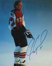 Jeremy Roenick Philadelphia Flyers Hockey SIGNED 8x10 Photo COA!