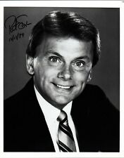PAT SAJAK Signed Photo - Wheel of Fortune