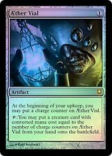 Mtg 1x Aether Vila-from the Vault relics * foil NM *
