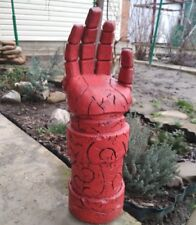 Hellboy Right Hand of Doom 1:1 Life Size Golden  prop Cosplay comic con