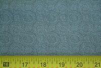 By 1/2 Yd, Green on Green Quilting Cotton, Blank/1998, N1328