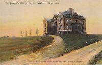 WEBSTER CITY IA – St. Joseph's Mercy Hospital