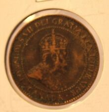 1904 Canada 1 Cent Coin with Display Holder Thecoindigger World Estates