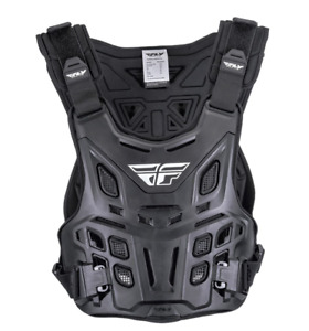 Fly Racing Revel Race Roost Guard Chest Safety BioFoam AirFlow Fits All CE