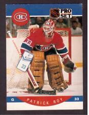 1990-91 PRO SET # 157 PATRICK ROY !!