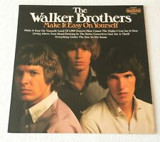 WALKER BROTHERS ~ MAKE IT EASY ON YOURSELF ~ 1976 UK 10-TRACK VINYL LP RECORD