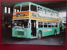 PHOTO  CROSVILLE BRISTOL VRT/SL3/6LXB BUS  DWG 460 REG VCA 460W AT OSWESTRY 199