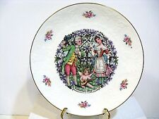 Royal Doulton 1982 Valentine'S Day Collector Plate