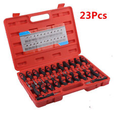 23Pcs Car Wire Terminal Connector Release Removal Set Crimp Pin Extractor Tool