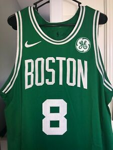 Nike Authentic Boston Celtics Kemba Walker Icon Edition VaporKnit Jersey