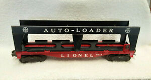 Vintage Postwar Lionel 6414 Evans Auto-Loader 6511-2 without Cars