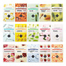 [Etude House] 0.2 Therapy Air Mask Sheet 20ml MIXED 1 PC Each Total 15 PCS